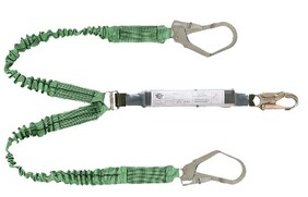 2 Meter Stretchable Double Lanyard